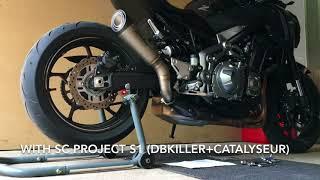 z900 exhaust sc project - मुफ्त ऑनलाइन वीडियो