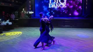 Foxtrot. One Couple Dance. Карпенко Владислав – Дьяченко Алина на BIG Dance Awards 2019