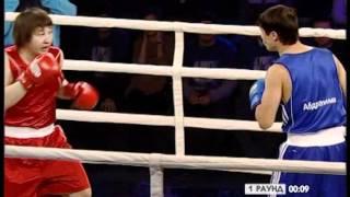 Баглан Абдраимов против Жасулана Дарибаева.flv