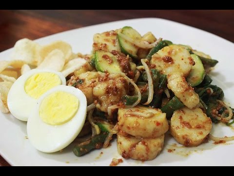 Video Resep Gado-gado Makanan Khas Indonesia