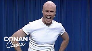 """Will Ferrell As Scrub-A-Dub On """"Late Night With Conan O'Brien"""" 05/06/97"""