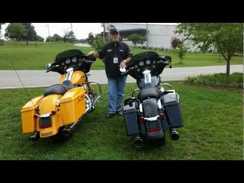 2010 Harley Davidson FLHX Street Glide W/ Vance & Hines