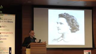 Chris Cleave | May 17, 2016 | North York Central Library