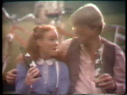 Bubble Up 1980 Commercial