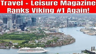 Viking Ocean Cruises Ranked the #1 Cruise Line For 3rd Year In A Row