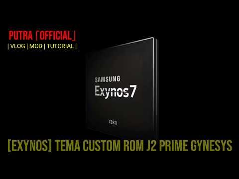 J2 Prime Custom Rom