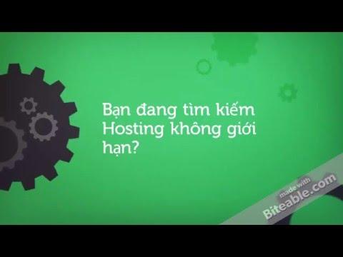Giới thiệu về Hosting không giới hạn (Unlimited web Hosting) tại HostingViet.vn