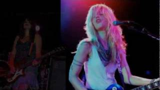 The Donnas - Fall Behind Me - DJ Dolce Vita Fan Video