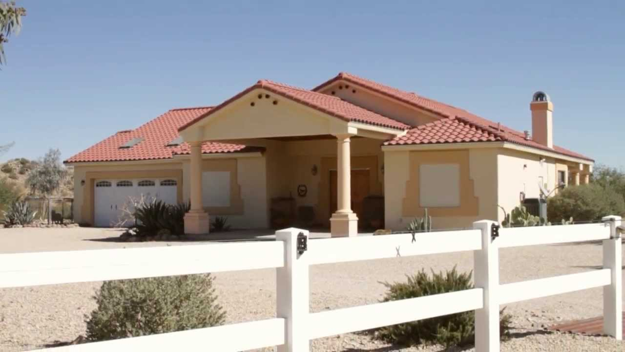 Property in Southern AZ