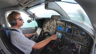 ON THE JOB!! - TBM850 Florida Keys Transition