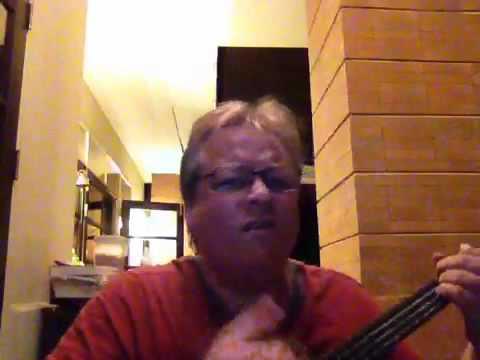 Taboo 2 theme song on ukulele
