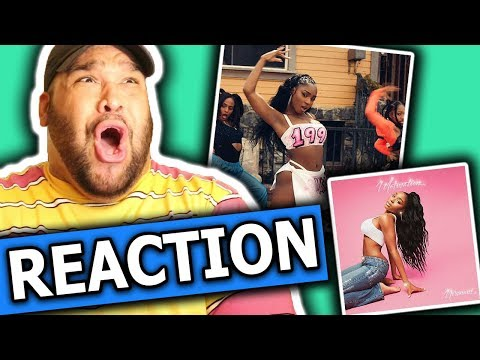 Normani - Motivation (Music Video) REACTION