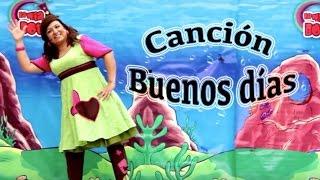 """Canción """"Buenos días"""" en vivo - Trujillo - Perú"""