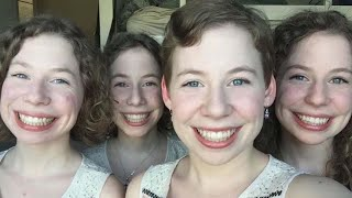 These Adorable, Giggly Quadruplets Went Viral. Their Smile Still Says It All, Even After 21 Years
