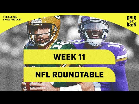 Greg Jennings On Aaron Rodgers, His Epic Madden Clip, and NFL Roundtable! | The Lefkoe Show