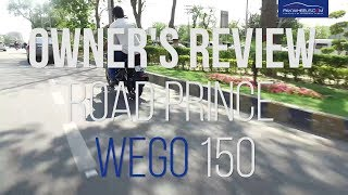 Road Prince Wego 150 - Owner's Review: Price, Specs & Features | PakWheels