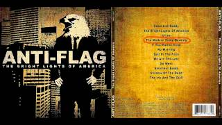 antiflag - the modern rome burning
