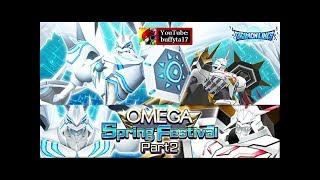 OMG! ULTRA RARE! GET 10 MEGA DIGIMON IN 1X GACHA! | DIGIMON