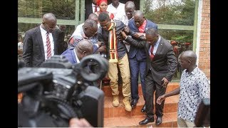 Bobi Wine released on bail - VIDEO