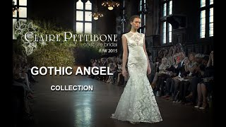 Claire Pettibone GOTHIC ANGEL COLLECTION Fall/Winter 2015 Bridal Runway Show | EXCLUSIVE House Video