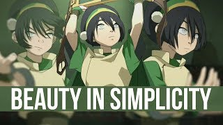 Toph Beifong: Beauty in Simplicity | Avatar the Last Airbender