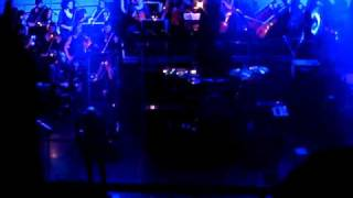 Archive (with orchestra) - Finding It So Hard at le Grand Rex, Paris 04/04/2011