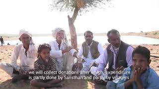 Gram Gaurav Sansthan – Water Harvesting in Maharajapur village, Rajasthan