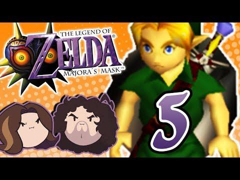 Zelda Majora's Mask: When the Clock Strikes Midnight - PART 5 - Game Grumps