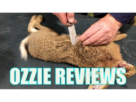 , title : 'How to Skin & Butcher a Rabbit / Hare for the Table