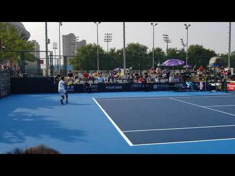 felix auger aliassime  ~ China Open 2019