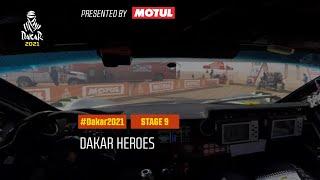 DAKAR2021 - Stage 9 - Dakar Heroes