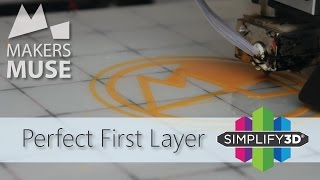 How to get the Perfect First Layer - 3DP101