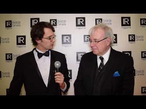 IR Magazine Awards - Canada: Brian Christie