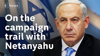On The Israeli Campaign Trail With Benjamin Netanyahu