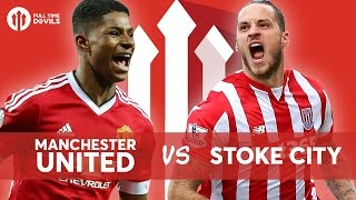 Manchester United 11 Stoke City LIVE STREAM WATCHALONG