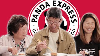 Chinese People Try Panda Express For The First Time thumbnail