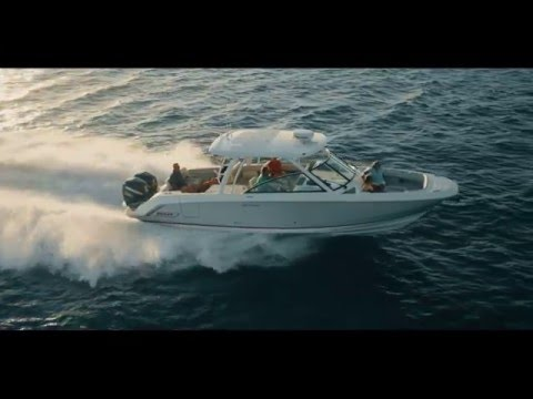 Boston Whaler 320 Vantagevideo