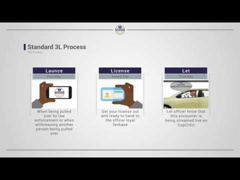 CopCritic Mobile Application and Website Presentation