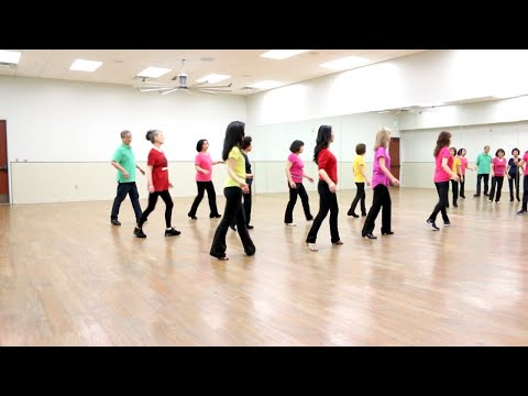 A Better Man - Line Dance (Dance & Teach in English & 中文)