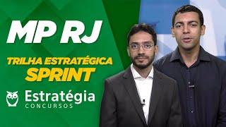 Concurso MP-RJ: Trilha Estratégica Sprint