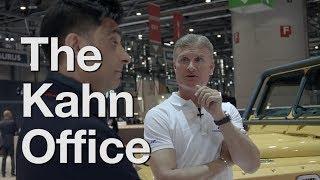Afzal Kahn vs David Coulthard | The Kahn Office