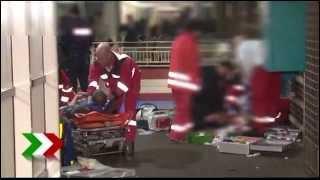 preview picture of video 'Schwere Körperverletzung nach Diskostreitigkeiten in Essen'
