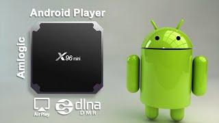 Обзор TV box X96 mini (AirPlay, DLNA, Miracast и не только...)