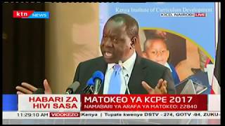 Fred Matiang'i: Let us develop relationships and value our children
