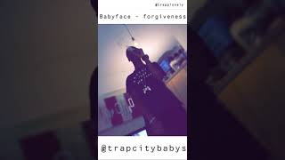 Baby face - Forgiveness (Audio)