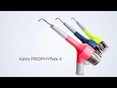 El dispositivo KaVo PROPHYflex 4 de pulido por aire para una profilaxis profesional