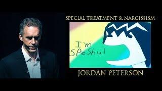 Jordan Peterson: Special Treatment, Self-esteem & Narcissism