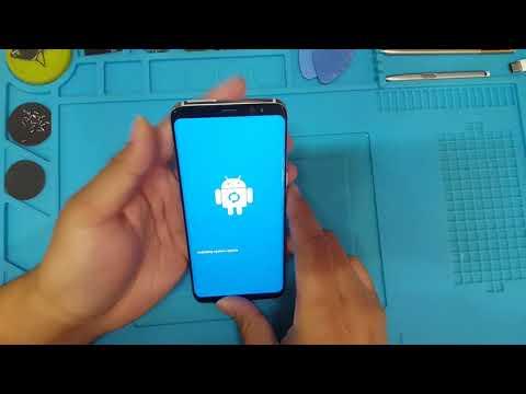 안드로이드 삼성 갤럭시s8 공장초기화 방법 (Galaxy S8 Factory Reset)