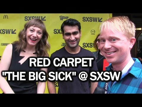 Joe Does Red Carpet Interviews for