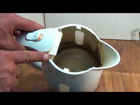 Ремонт чайника Philips